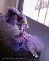 Spectra, the Graceful Lady by MySweetQueen-Dolls