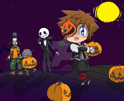 This is halloween~ by CuddlyCapes