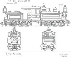 GFRR experimental 0-6-6-0 by gunslinger87
