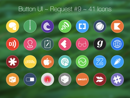 Button UI ~ Requests #9 by BlackVariant