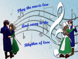 Hetalia - Play the Music by PhantomPhan14