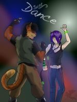 Just Dance :Collab: by Ebonycloud-Graphics