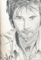 David Tennant by Going-Downhill-Fast