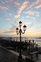 Dawn in Venice by smatsh