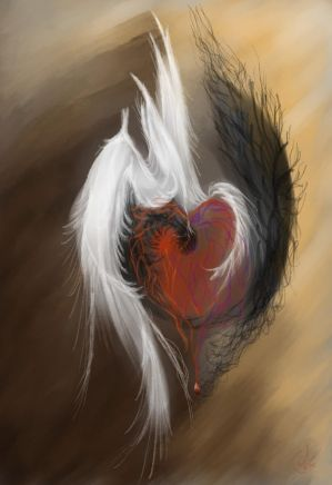 The heart by KisDre