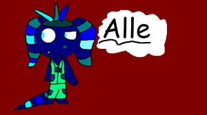 Alle new oc again by pikichu99