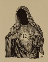 The Immaculate Heart by jhannigan