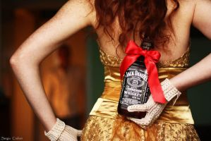 jack daniel's birthday by Sssssergiu