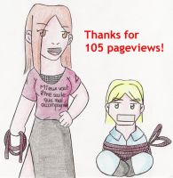 105 pageviews by leseldur