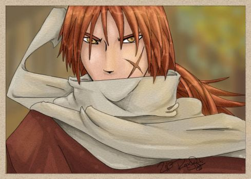 Cinema-ban Kenshin by Rainfelt