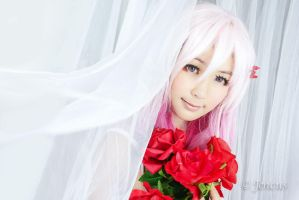 Guilty Crown - You mean the world to me by Wisterillia