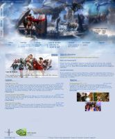 lineage 2 template by lgalol