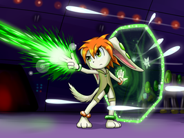 Superdog Milla by JT-Metalli