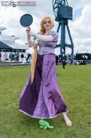 25th May MCM LON Rapunzel 2 by TPJerematic