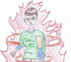 FW: Nathan - Over 9000 by Sword-Demon