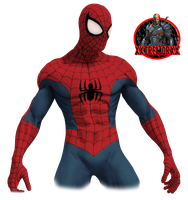 Amazing Spiderman #4 - Render by xXTremorXx
