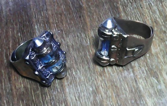 Two dwemer style rings, another view by Babonga