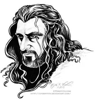 Thorin Dark Shadow Ink by cfgriffith