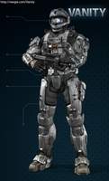 Soldier660 Halo Reach by Soldier660