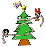 Oh Christmas Tree (Unfinished) by Jerimin19