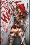 Red Riding Hood no 3 v1 by jamietyndall