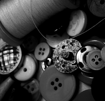 buttons by Catinmyhat