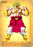 DBCCC - Broly by VICDBZ