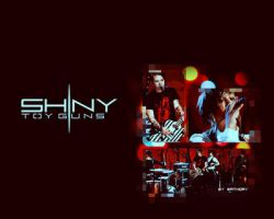 Shiny Toy Guns by Bathory123