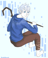 Jack Frost by MonsterPrincess5
