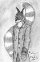 Jamey in a coat by ShadowstalkerW
