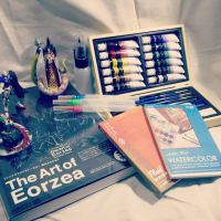 Little Watercolor Starter Kit by Isoriai