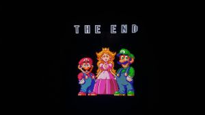 Mario Saves The World by Rebow19-64
