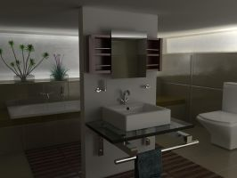 Banyo - bathroom by DaRTi