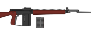 Type 14 Infantry Carbine by Semi-II