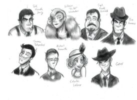 SOME '20s AU STUFF OMG by geekgirl8