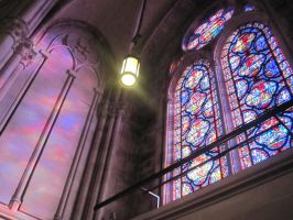 Stained Glass Reflections by r-a-i-n-y