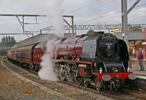 Duchess of Sutherland by irwingcommand