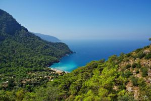 Kabak valley by SecretStore