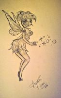 Tinker Pixie by MoonlitDisaster