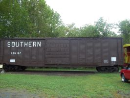 Southern 33687 by CNW8646