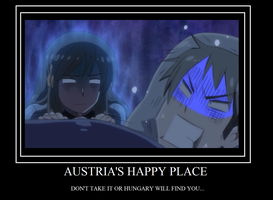 Austria's Happy Place by IchigoNekos