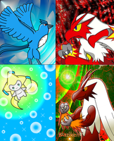 4 Ways to PokeBattle!!! by metaEAT