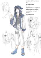 Keiichi chara-sheet by lucrecia