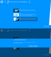Windows 9 Mockup - Choice by JamesHD2K