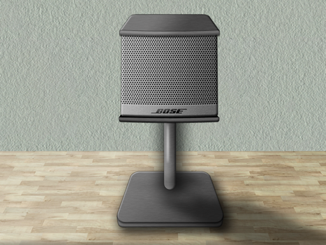 Bose Companion 3 by slacabos