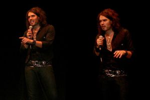 Russell Brand by accumulate