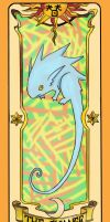 Clow Card The Change by inuebony
