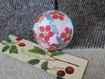 Temari 20 - Sweet cherries at the basket by Bussardelka