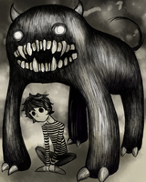 Stay Away by DreaminInsomniac