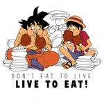 Don't eat to live, live to eat ! by RuneSlays